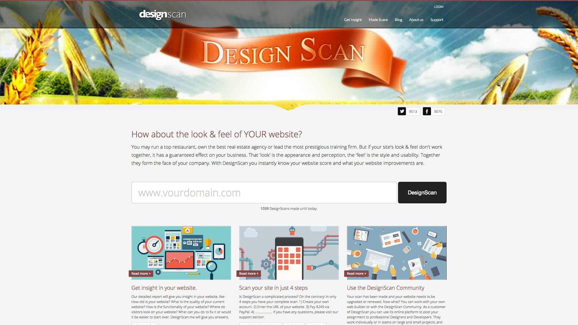 DesignScan