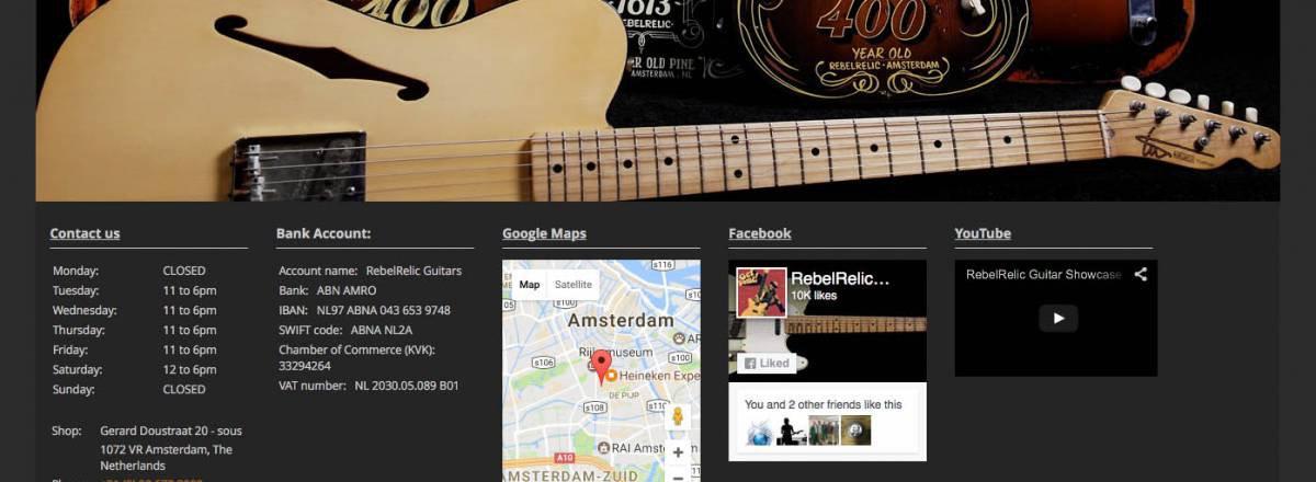elements web design & consultancy, blog - shop.Rebelrelic.com