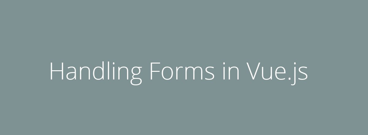 4elements | web design The Hague blog • Handling Forms in Vue.js
